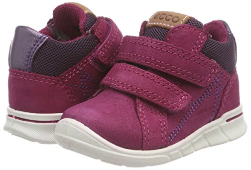 Ecco Baby Mädchen First Sneaker, Pink (Red Plum 1293), 26 EU - 6