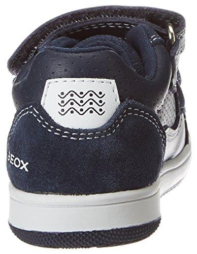 Geox Baby Jungen B New Flick Boy B Sneaker, Blau (Navy), 23 EU - 3