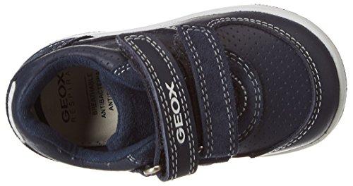 Geox Baby Jungen B New Flick Boy B Sneaker, Blau (Navy), 23 EU - 5