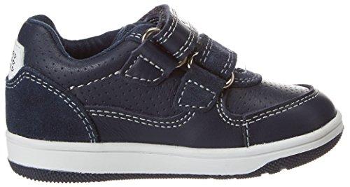 Geox Baby Jungen B New Flick Boy B Sneaker, Blau (Navy), 23 EU - 6