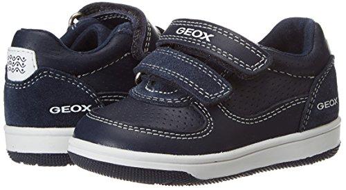 Geox Baby Jungen B New Flick Boy B Sneaker, Blau (Navy), 23 EU - 7