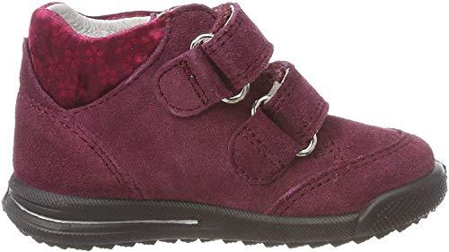 Superfit Baby Mädchen Avrile Mini Sneaker, Rot