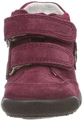 Superfit Baby Mädchen Avrile Mini Sneaker, Rot (Rot 50), 26 EU - 4