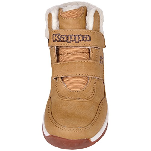Kappa Unisex-Kinder Kurzschaft Stiefel, Beige - 9
