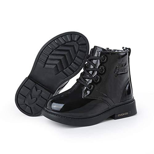 Stiefel fürs Baby, wasserdicht, Schwarz - 5