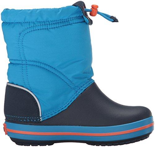 Crocs Crocband LodgePoint Boot Kids, Schneestiefel, Blau - 9