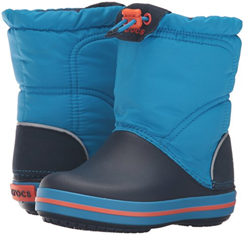 Crocs Crocband LodgePoint Boot Kids, Schneestiefel, Blau - 8