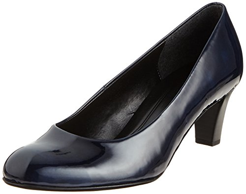 Gabor Shoes Damen Basic Pumps, Blau