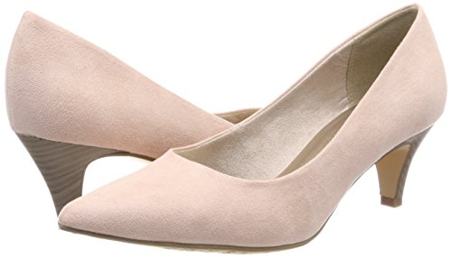 Tamaris Damen 22415 Pumps, Pink (Rose), 41 EU - 2