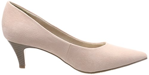 Tamaris Damen 22415 Pumps, Pink (Rose), 41 EU - 7