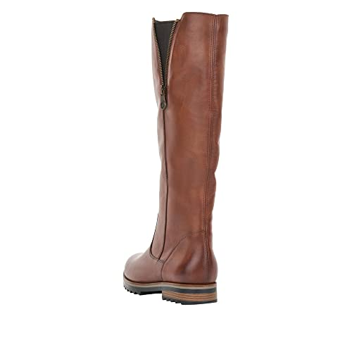 Remonte Damen Langschaft Stiefel, braun - 5