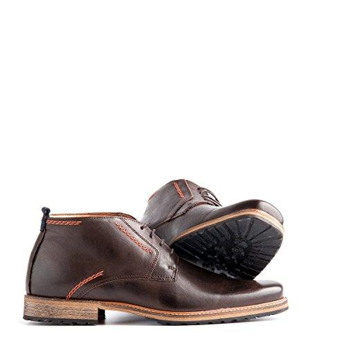 Travelin' London Leather Chukka Boots | Schnürhalbschuh - 2