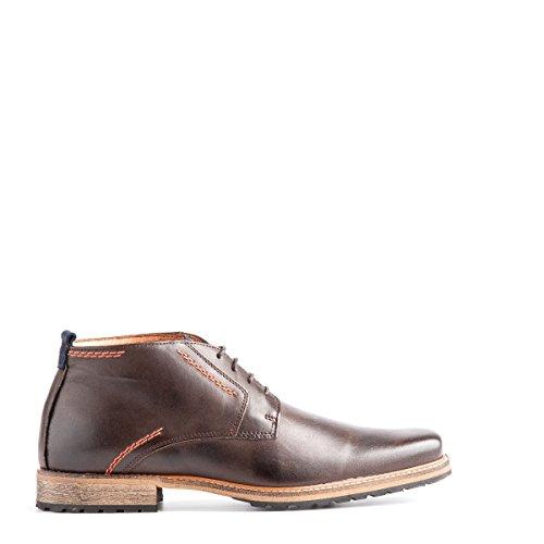 Travelin' London Leather Chukka Boots | Schnürhalbschuh - 3