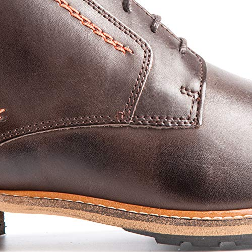 Travelin' London Leather Chukka Boots | Schnürhalbschuh - 4