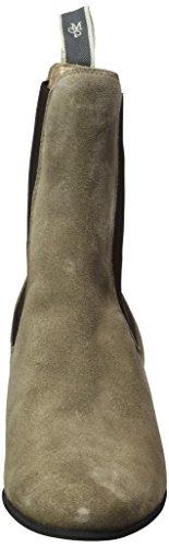 Marc O'Polo Damen Mid Heel Chelsea Boots, Braun - 2