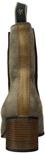 Marc O'Polo Damen Mid Heel Chelsea Boots, Braun - 5