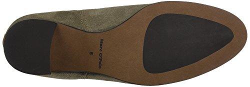 Marc O'Polo Damen Mid Heel Chelsea Boots, Braun - 3