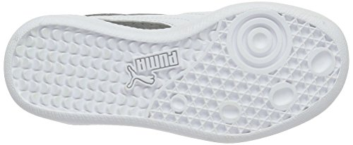 Puma Unisex-Kinder ICRA Trainer SD V PS Low-Top, Grau (Steel Gray White 14), 31 EU - 3