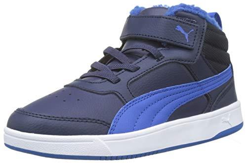 Puma Unisex-Kinder Rebound Street V2, Hohe Sneaker