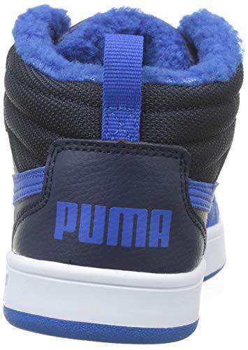 Puma Unisex-Kinder Rebound Street V2, Hohe Sneaker - 2