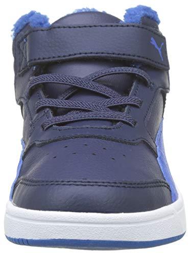 Puma Unisex-Kinder Rebound Street V2, Hohe Sneaker - 3
