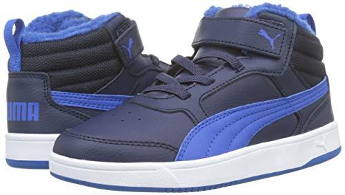 Puma Unisex-Kinder Rebound Street V2, Hohe Sneaker - 4