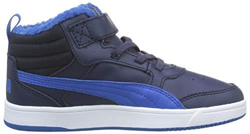 Puma Unisex-Kinder Rebound Street V2, Hohe Sneaker - 6
