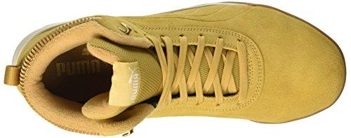 Puma Unisex-Erwachsene Desierto Sneaker Schneestiefel, Beige Taffy 01, 45 EU - 5