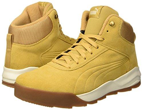 Puma Unisex-Erwachsene Desierto Sneaker Schneestiefel, Beige Taffy 01, 45 EU - 7
