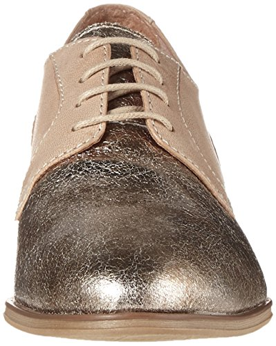 Tamaris Damen 23213 Oxford, Beige (Shell Comb 424), 41 EU - 2