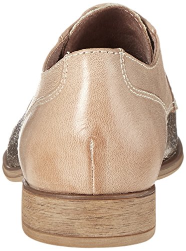 Tamaris Damen 23213 Oxford, Beige (Shell Comb 424), 41 EU - 3