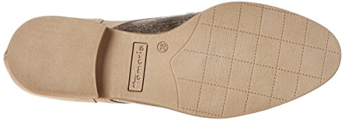Tamaris Damen 23213 Oxford, Beige (Shell Comb 424), 41 EU - 4