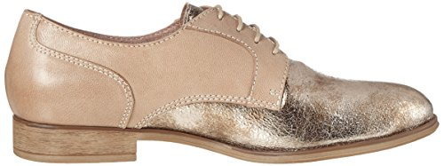Tamaris Damen 23213 Oxford, Beige (Shell Comb 424), 41 EU - 6