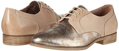 Tamaris Damen 23213 Oxford, Beige (Shell Comb 424), 41 EU - 7