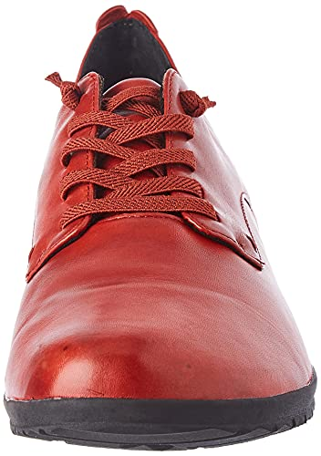 Josef Seibel Damen Naly 11 Sneaker, Rot (Carmin) - 2