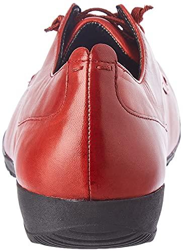 Josef Seibel Damen Naly 11 Sneaker, Rot (Carmin) - 3
