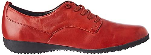 Josef Seibel Damen Naly 11 Sneaker, Rot (Carmin) - 6