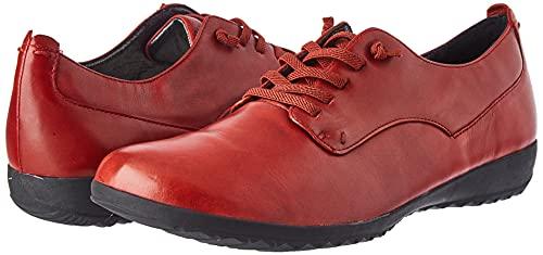 Josef Seibel Damen Naly 11 Sneaker, Rot (Carmin), 38 EU - 7