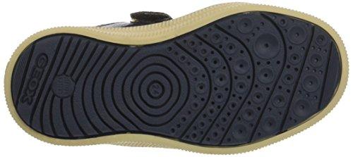 Geox Jungen J Arzach Boy I Sneaker, Braun (Brown/Navy), 36 EU - 4