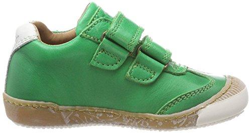 Bisgaard Unisex-Kinder Klettschuhe Sneaker, Grün (Green), 32 EU - 4