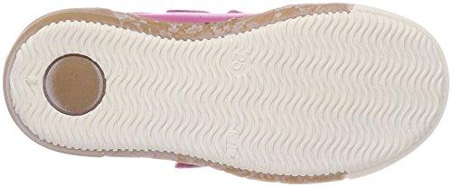 Bisgaard Mädchen Klettschuhe Sneaker, (Pink), 28 EU - 2