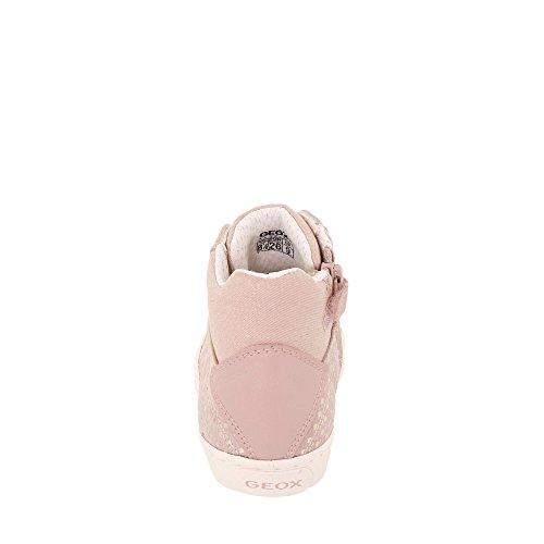 Geox Mädchen J Kilwi Girl H Hohe Sneaker, Pink - 3