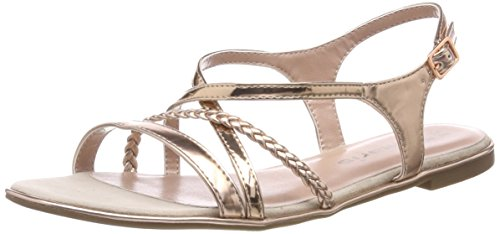 Tamaris Damen 28129 Slingback Sandalen, Pink