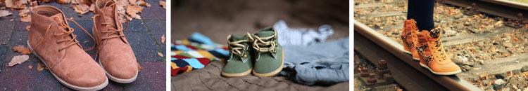 Schuhvielfalt - Damenschuhe - Herrenboots - Kindersandalen-Finde das Richtige für Dich