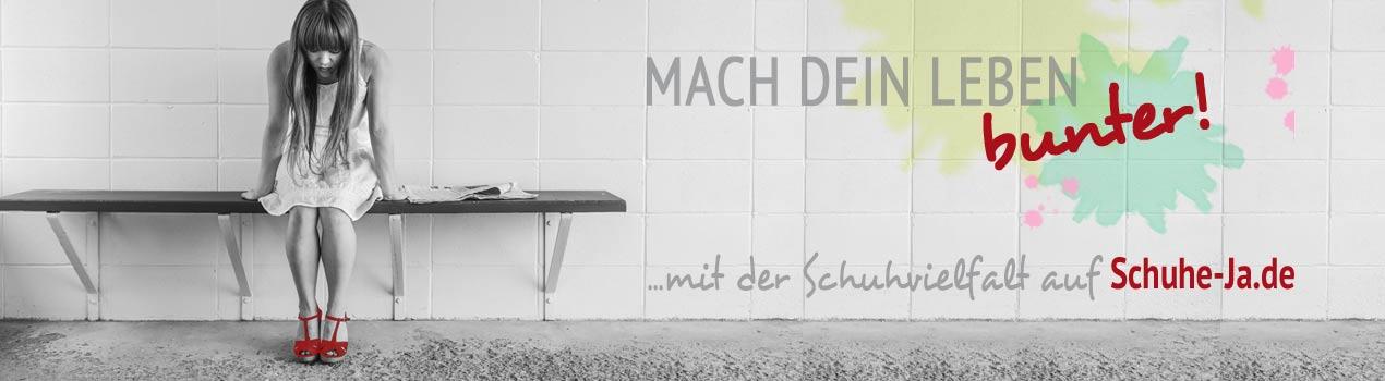 1cd4db559612 Schuhe einfach online kaufen auf ♔ Schuhe-Ja.de ♔