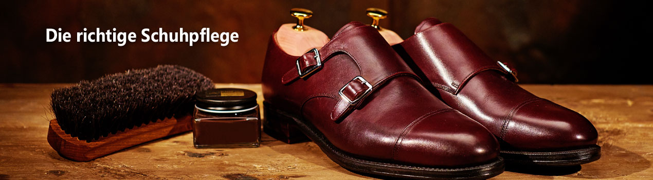 Die richtige Schuhpflege - Schuhe-Ja.de