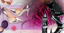 Schuhtrends für Silvester - Welchen Schuh trägt man zur Silvesterparty
